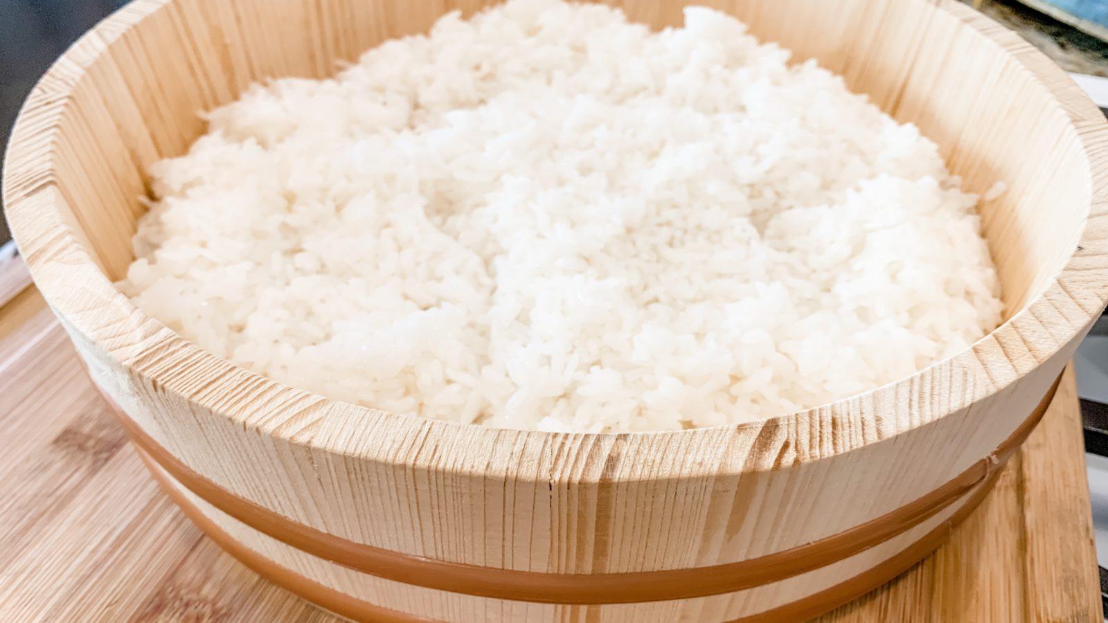 Homemade Sushi Rice